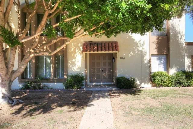 8314 E Orange Blossom Lane, Scottsdale, AZ 85250 (MLS #6166364) :: The W Group