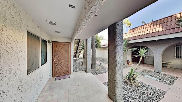 1650 N 87TH Terrace A28, Scottsdale, AZ 85257 (MLS #6166375) :: Walters Realty Group