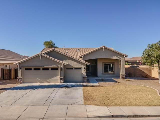 20788 N Madison Drive, Maricopa, AZ 85138 (MLS #6166388) :: Keller Williams Realty Phoenix