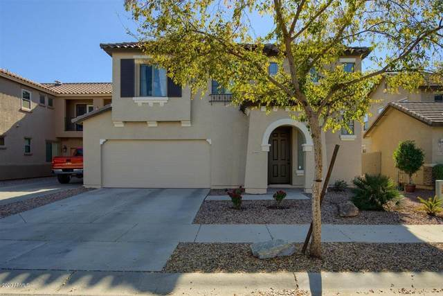 14767 W Poinsettia Drive, Surprise, AZ 85379 (MLS #6166392) :: Service First Realty
