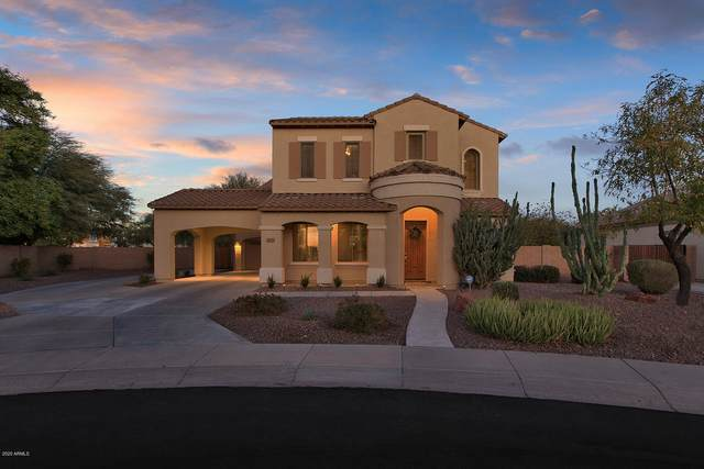2275 S Whetstone Place, Chandler, AZ 85286 (MLS #6166399) :: The Kurek Group