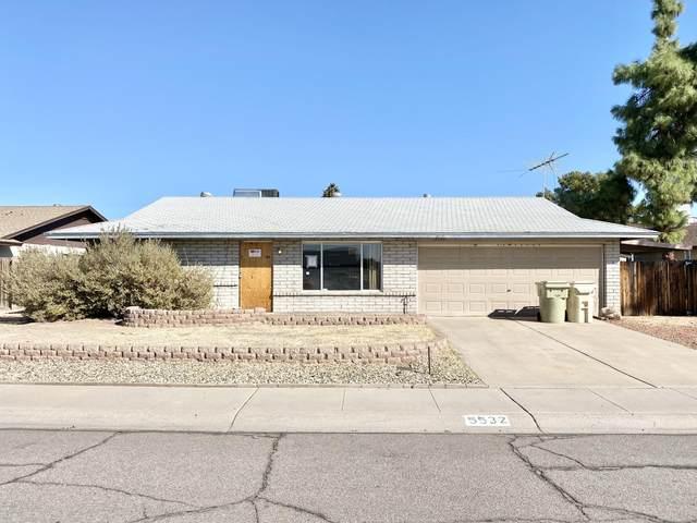 5532 W Angela Drive, Glendale, AZ 85308 (MLS #6166409) :: The W Group