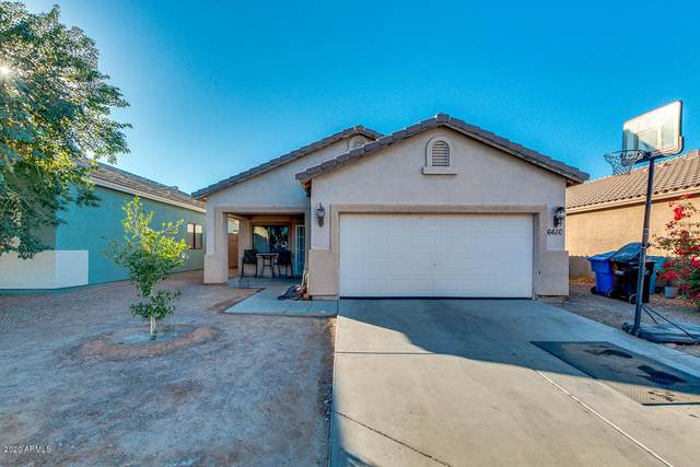 6610 S 10TH Drive, Phoenix, AZ 85041 (MLS #6166417) :: My Home Group