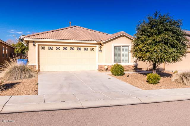 1426 Bonnie View Place, Sierra Vista, AZ 85635 (MLS #6166461) :: Long Realty West Valley