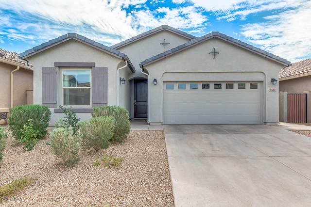 9539 E Tupelo Avenue, Mesa, AZ 85212 (MLS #6166462) :: The Kurek Group