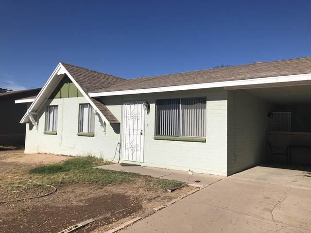 6618 W Peck Drive, Glendale, AZ 85301 (MLS #6166492) :: The W Group