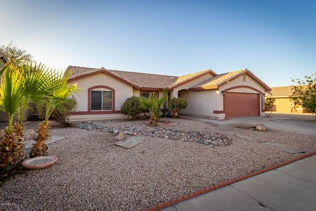 1220 S Crossbow Place, Chandler, AZ 85286 (MLS #6166507) :: The Kurek Group
