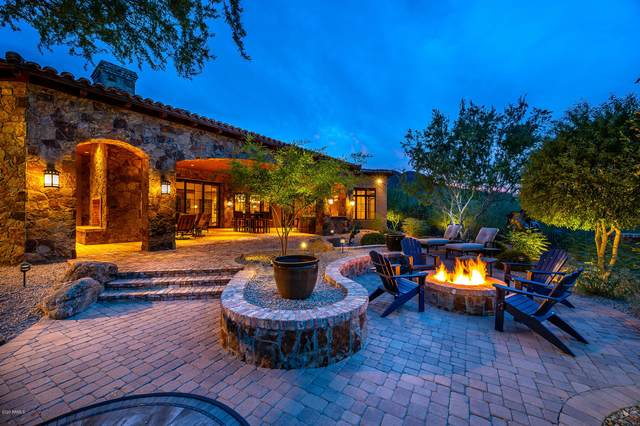6326 E Quartz Mountain Road, Paradise Valley, AZ 85253 (MLS #6166515) :: The W Group