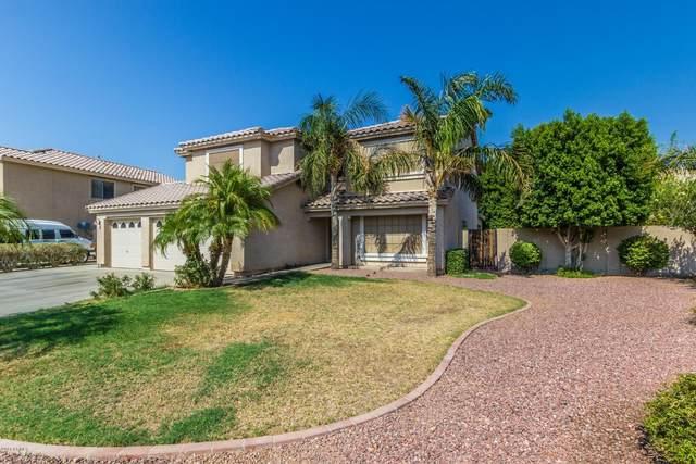 6263 N 76TH Drive, Glendale, AZ 85303 (MLS #6166524) :: The W Group