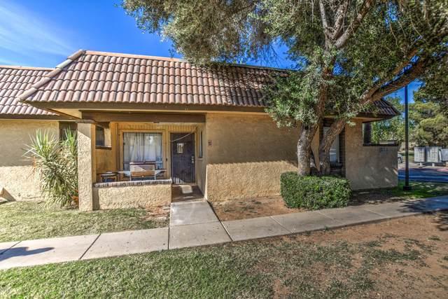 9011 W Elm Street #5, Phoenix, AZ 85037 (MLS #6166526) :: The Kurek Group