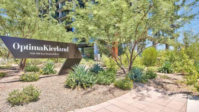 7120 E Kierland Boulevard #213, Scottsdale, AZ 85254 (MLS #6166527) :: The Kurek Group