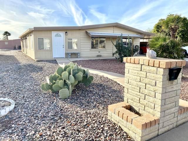 9014 E Citrus Lane S, Sun Lakes, AZ 85248 (MLS #6166529) :: Homehelper Consultants