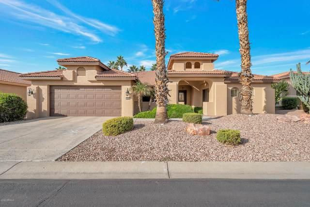 2968 N 152ND Drive, Goodyear, AZ 85395 (MLS #6166530) :: The Helping Hands Team