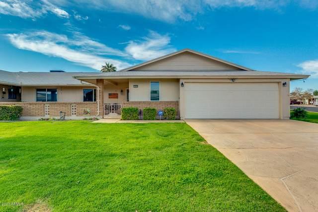 10899 W Clair Drive, Sun City, AZ 85351 (MLS #6166535) :: The W Group