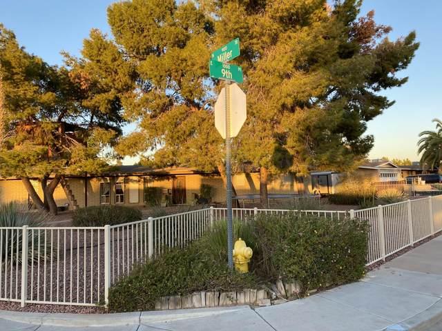 1010 E 9TH Place, Mesa, AZ 85203 (MLS #6166539) :: Yost Realty Group at RE/MAX Casa Grande