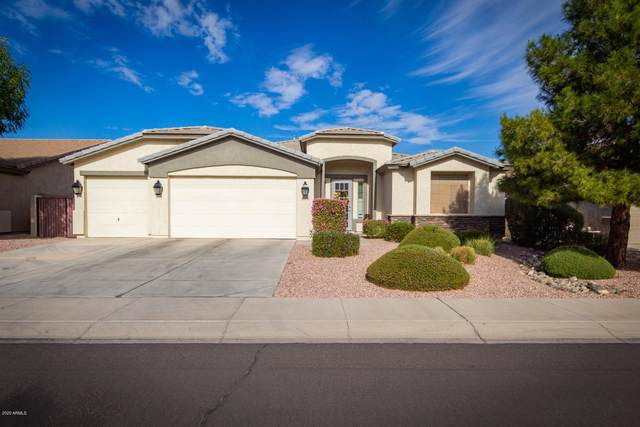 8256 W Bloomfield Road, Peoria, AZ 85381 (MLS #6166544) :: The Riddle Group