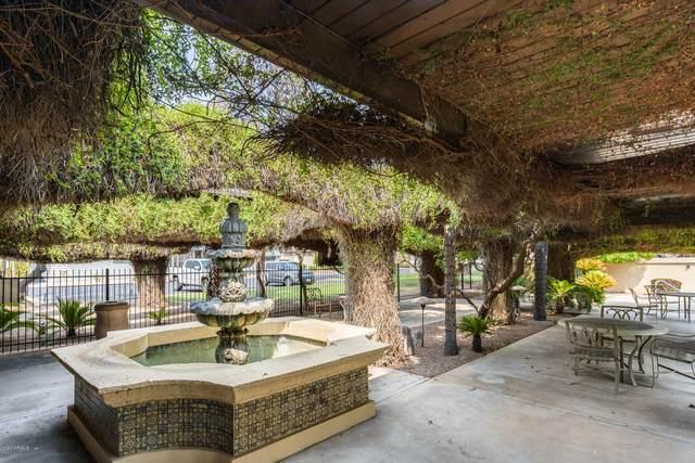 10960 N 67th Avenue SW #116, Glendale, AZ 85304 (MLS #6166558) :: The W Group