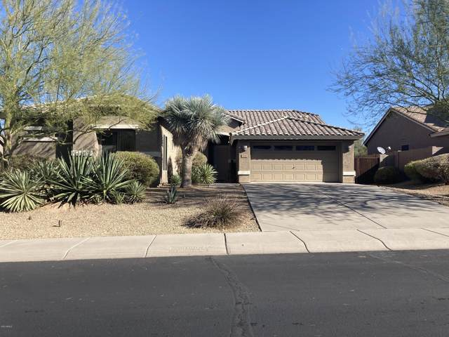 5512 E Lonesome Trail, Cave Creek, AZ 85331 (MLS #6166572) :: The Riddle Group