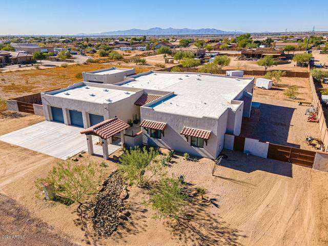23620 N 102ND Avenue, Peoria, AZ 85383 (MLS #6166575) :: The Riddle Group