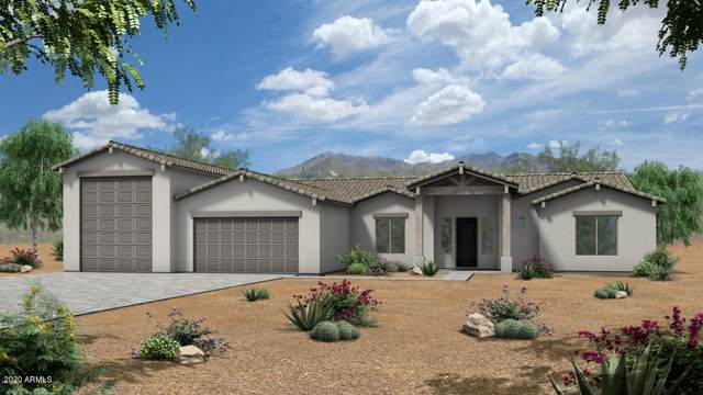 6234 E Milton Drive Lot 1, Cave Creek, AZ 85331 (MLS #6166647) :: TIBBS Realty