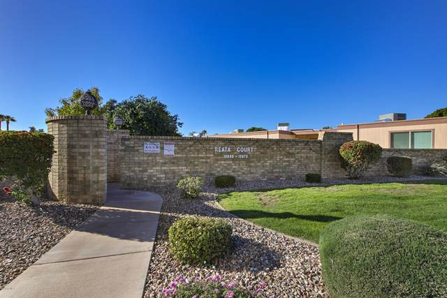 10947 W Coggins Drive, Sun City, AZ 85351 (MLS #6166652) :: Midland Real Estate Alliance