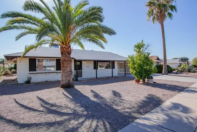 10347 W Monterosa Drive, Sun City, AZ 85351 (MLS #6166658) :: Dave Fernandez Team | HomeSmart