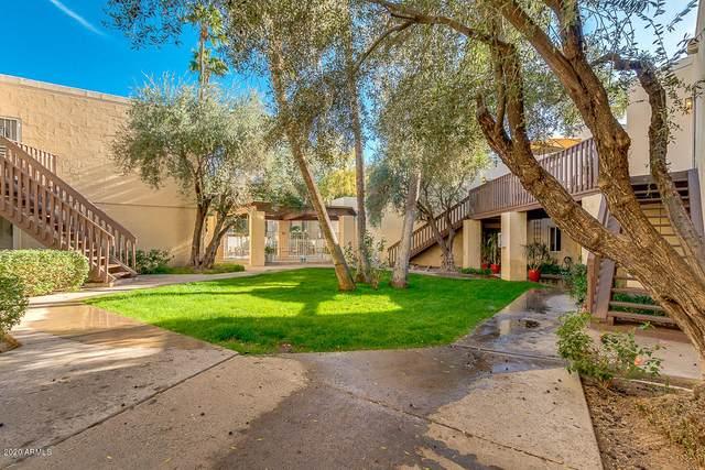 6240 N 16TH Street #40, Phoenix, AZ 85016 (MLS #6166660) :: The W Group