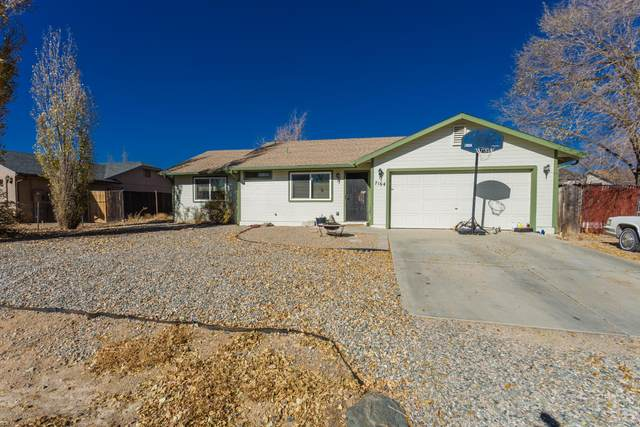 7164 E Galaxy Way, Prescott Valley, AZ 86314 (MLS #6166663) :: Kepple Real Estate Group
