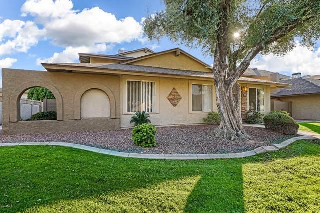 8545 E Belleview Street 116-1, Scottsdale, AZ 85257 (MLS #6166664) :: The Helping Hands Team