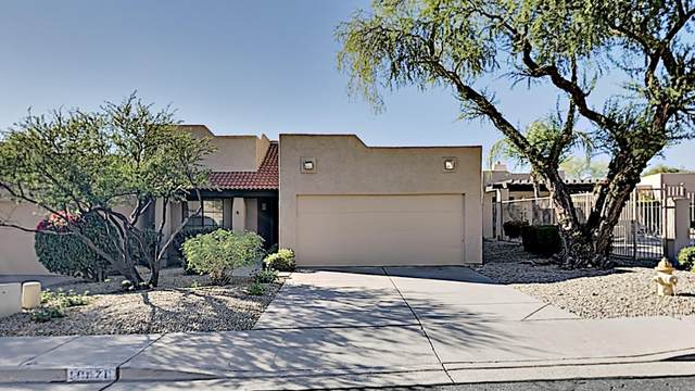 10865 N 117TH Way, Scottsdale, AZ 85259 (MLS #6166667) :: The Riddle Group