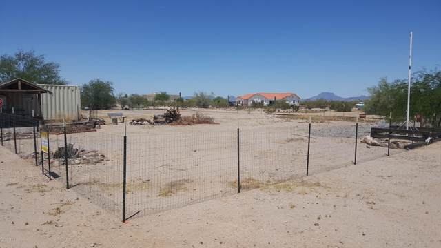 0 W Hunt Street, Gila Bend, AZ 85337 (MLS #6166734) :: Long Realty West Valley