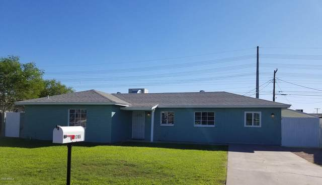 1765 W 4TH Place, Mesa, AZ 85201 (MLS #6166736) :: Long Realty West Valley