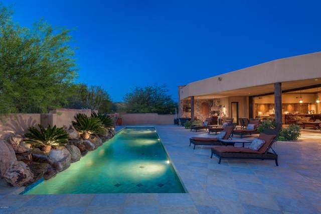 11481 E Salero Drive, Scottsdale, AZ 85262 (MLS #6166737) :: Balboa Realty