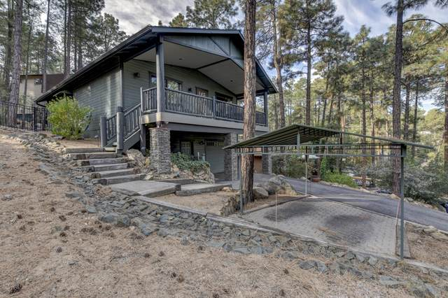 715 W Zuni Drive, Prescott, AZ 86303 (MLS #6166746) :: Kepple Real Estate Group