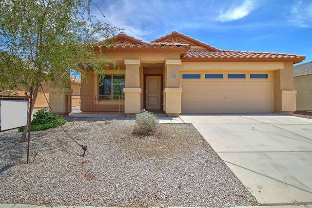 4901 S 235TH Drive, Buckeye, AZ 85326 (MLS #6166782) :: Lucido Agency