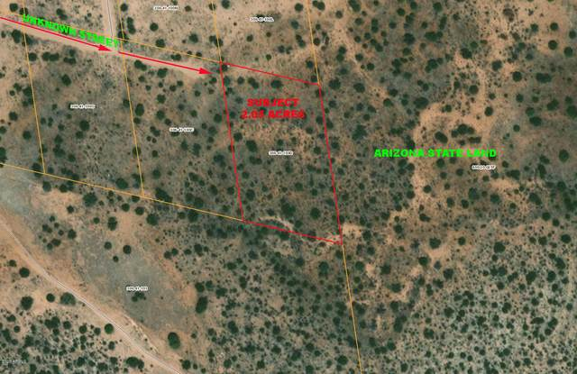 2 ACRES E Stampede Street, Paulden, AZ 86334 (MLS #6166797) :: RE/MAX Desert Showcase