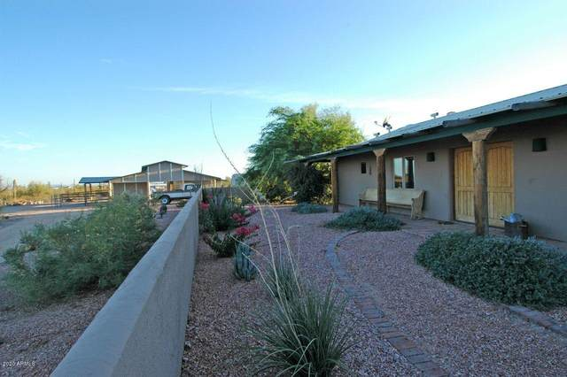 33537 W Highland Avenue, Tonopah, AZ 85354 (MLS #6166809) :: Kepple Real Estate Group