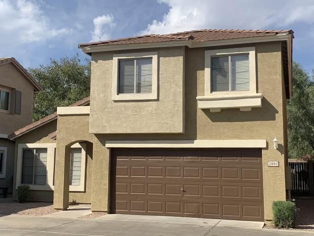 21840 N 41ST Street, Phoenix, AZ 85050 (MLS #6166828) :: Conway Real Estate