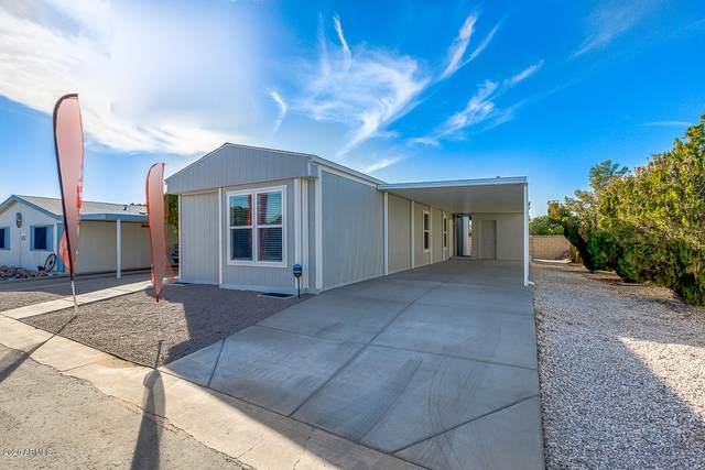 3330 E Main Street #78, Mesa, AZ 85213 (#6166840) :: The Josh Berkley Team