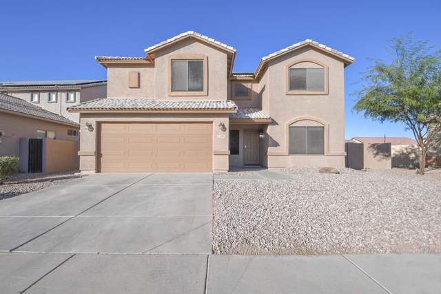 1590 E Racine Drive, Casa Grande, AZ 85122 (MLS #6166861) :: The Copa Team | The Maricopa Real Estate Company