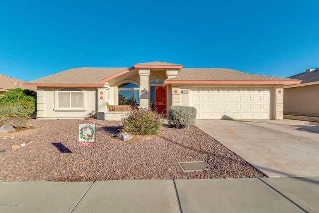 11508 E Medina Avenue, Mesa, AZ 85209 (MLS #6166863) :: Yost Realty Group at RE/MAX Casa Grande