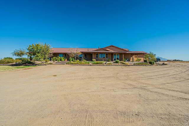 675 E Lucky Nickel Way, Eloy, AZ 85131 (MLS #6166866) :: Yost Realty Group at RE/MAX Casa Grande