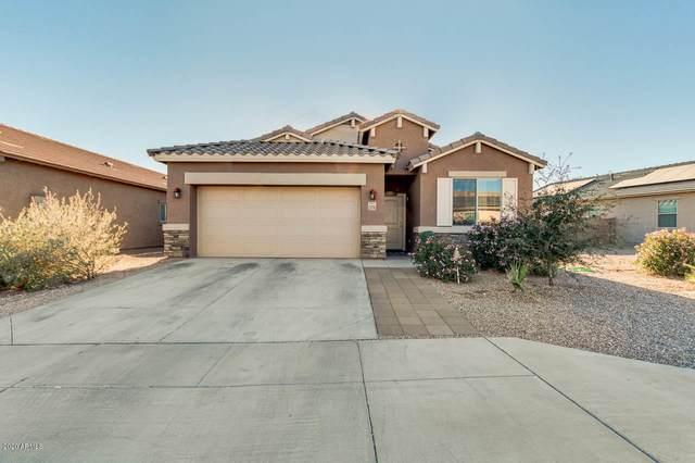 23755 W Wier Avenue, Buckeye, AZ 85326 (MLS #6166873) :: Homehelper Consultants