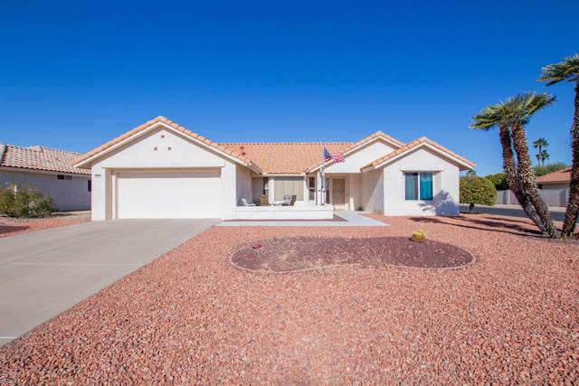 14702 W Heritage Drive, Sun City West, AZ 85375 (MLS #6166889) :: Yost Realty Group at RE/MAX Casa Grande