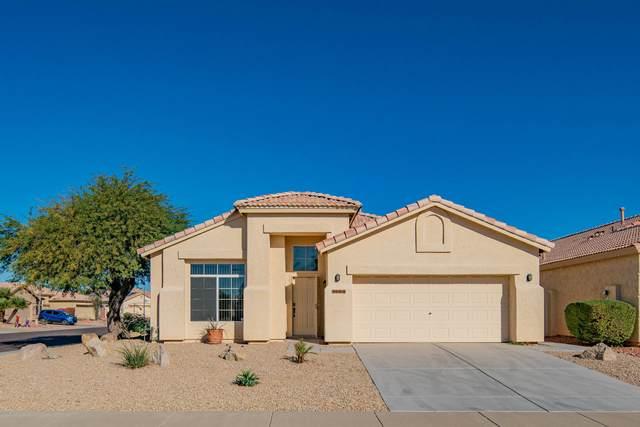 9062 W Escuda Drive, Peoria, AZ 85382 (MLS #6166916) :: The Riddle Group