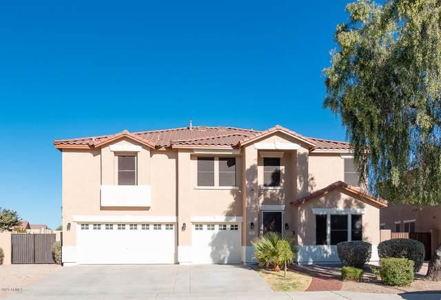 11414 E Queensborough Avenue, Mesa, AZ 85212 (MLS #6166917) :: Yost Realty Group at RE/MAX Casa Grande