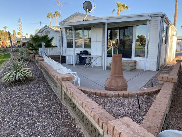 2166 W Maya Avenue, Apache Junction, AZ 85119 (MLS #6166923) :: Nate Martinez Team