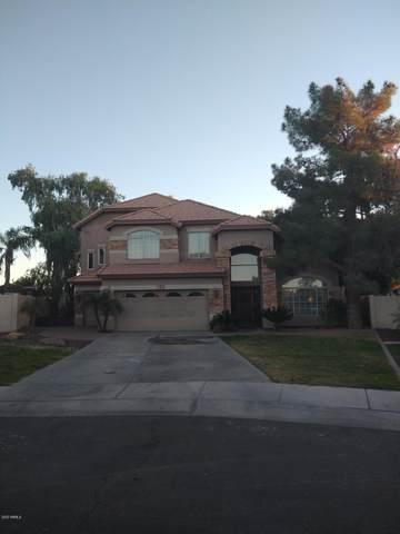 2045 W Riverside Street, Chandler, AZ 85248 (MLS #6166935) :: The Copa Team | The Maricopa Real Estate Company