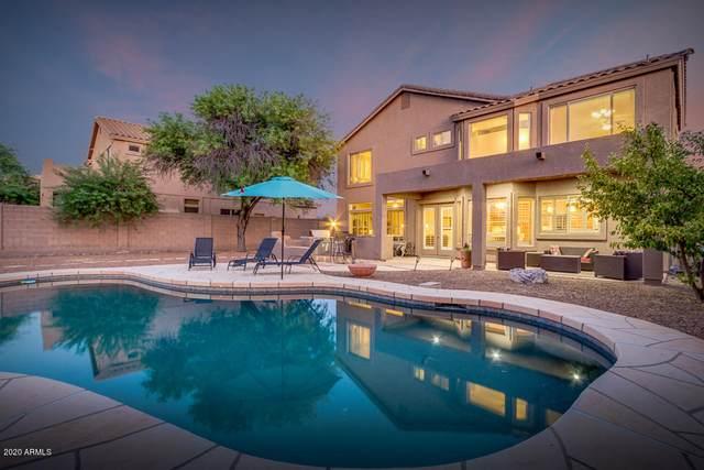 7526 E Orion Circle, Mesa, AZ 85207 (MLS #6166969) :: Homehelper Consultants