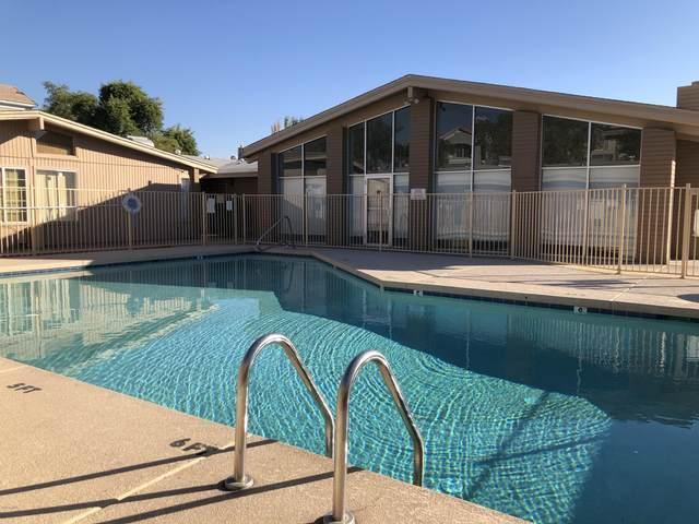 1622 E Campbell Avenue M, Phoenix, AZ 85016 (MLS #6166988) :: Homehelper Consultants